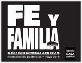 Fe y familia 2018